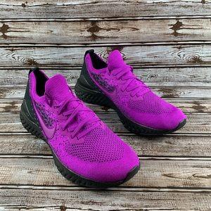NEW Nike Epic React Flyknit 2 Purple BQ8928-500